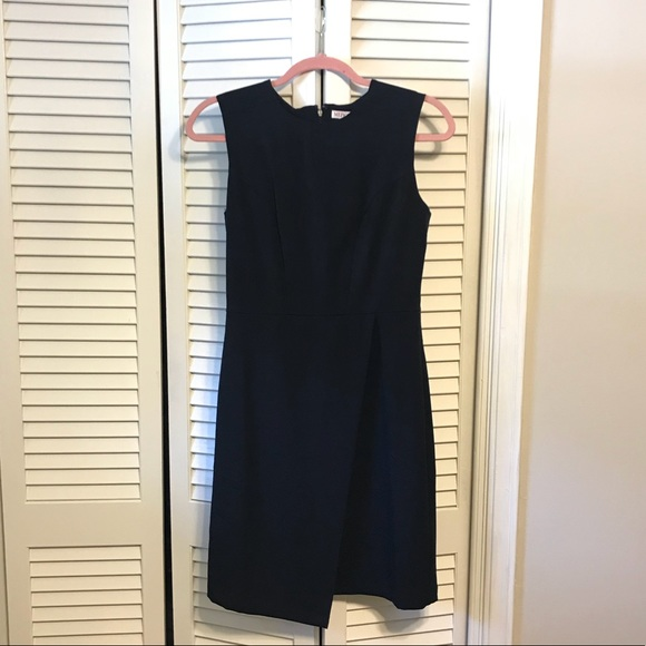 Merona Dresses & Skirts - Navy Merona Sheath Dress